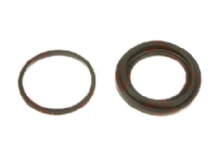 Front Brake Caliper Seal Kit 48mm Piston, Metal Body Dust seal, 171698471A